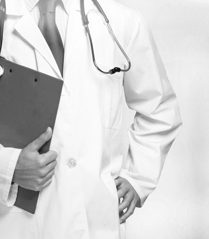 Odborník v oblasti zdravotníctva