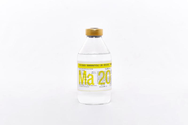 INF.MANNITOLI 20 IMUNA 250 ML